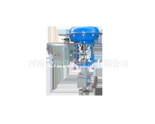 320型气动薄膜高压角形调节阀